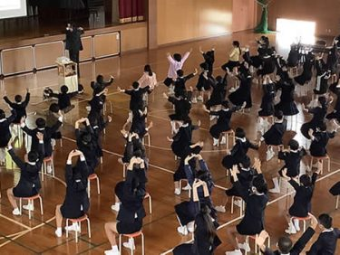 石川県羽咋市立西北台小学校<br>すいみんパワーで元気になろう!<br>~ぐっすり眠るってどれだけお得?~