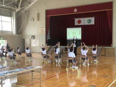 輪島市立三井小学校<br>ねむるってすごい